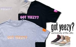 Got Yeezy?