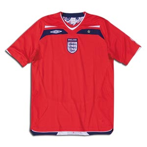 Umbro England Away Jersey $39.99